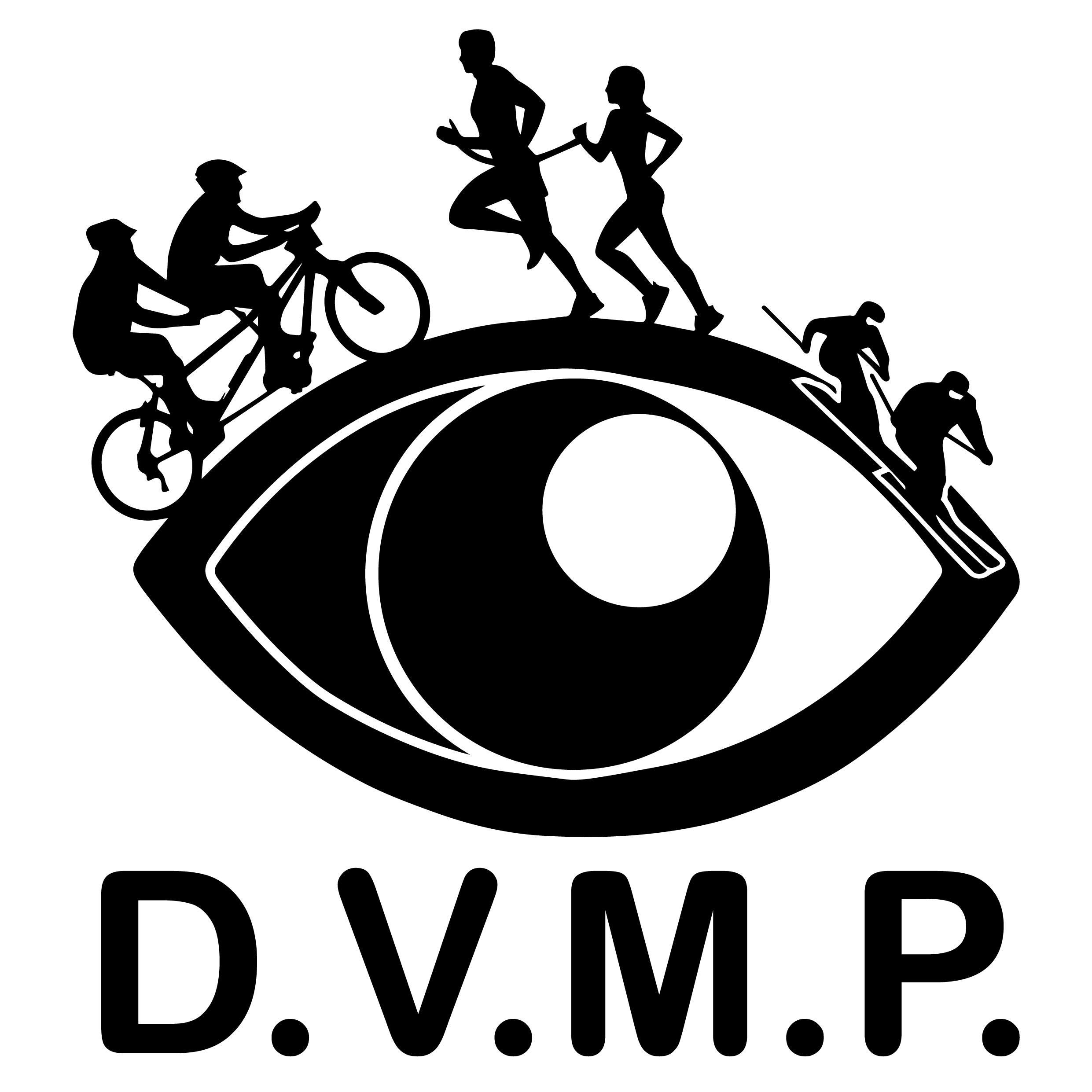 Logo de l'Association Deux visions, une même passion.